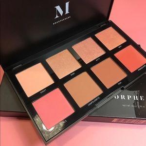 BNIB Morphe 8W Blush Palette